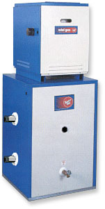 Gas Boiler and Indirect Tank Combo
