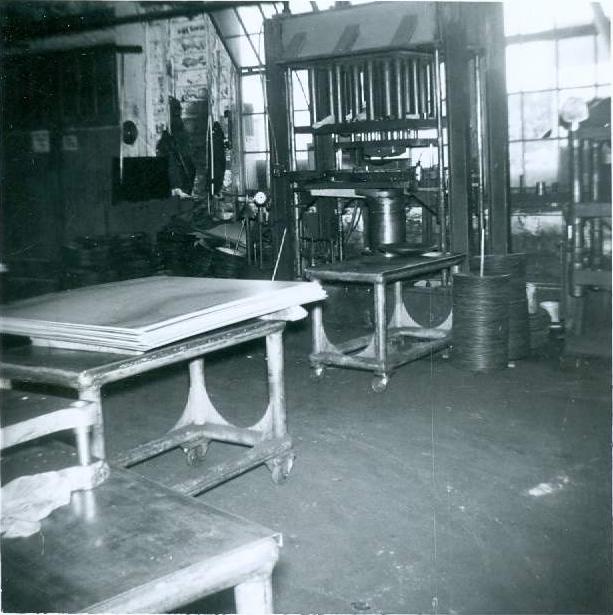 Allied Engineering Sheet Press