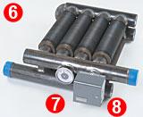 Mini Gas Boiler Steel Heat Exchanger